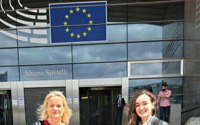 Ish-studentja E UMIB-it Lobon Për Liberalizmin E Vizave Për Kosovën