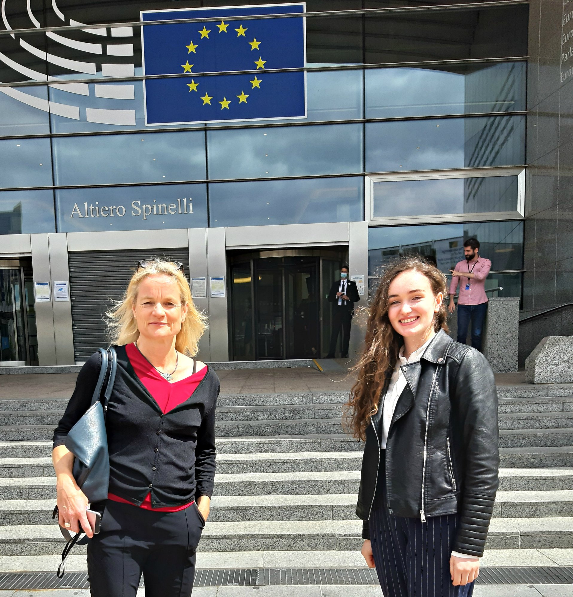 Former UMIB Student Lobbies For Visa Liberalization For Kosovo