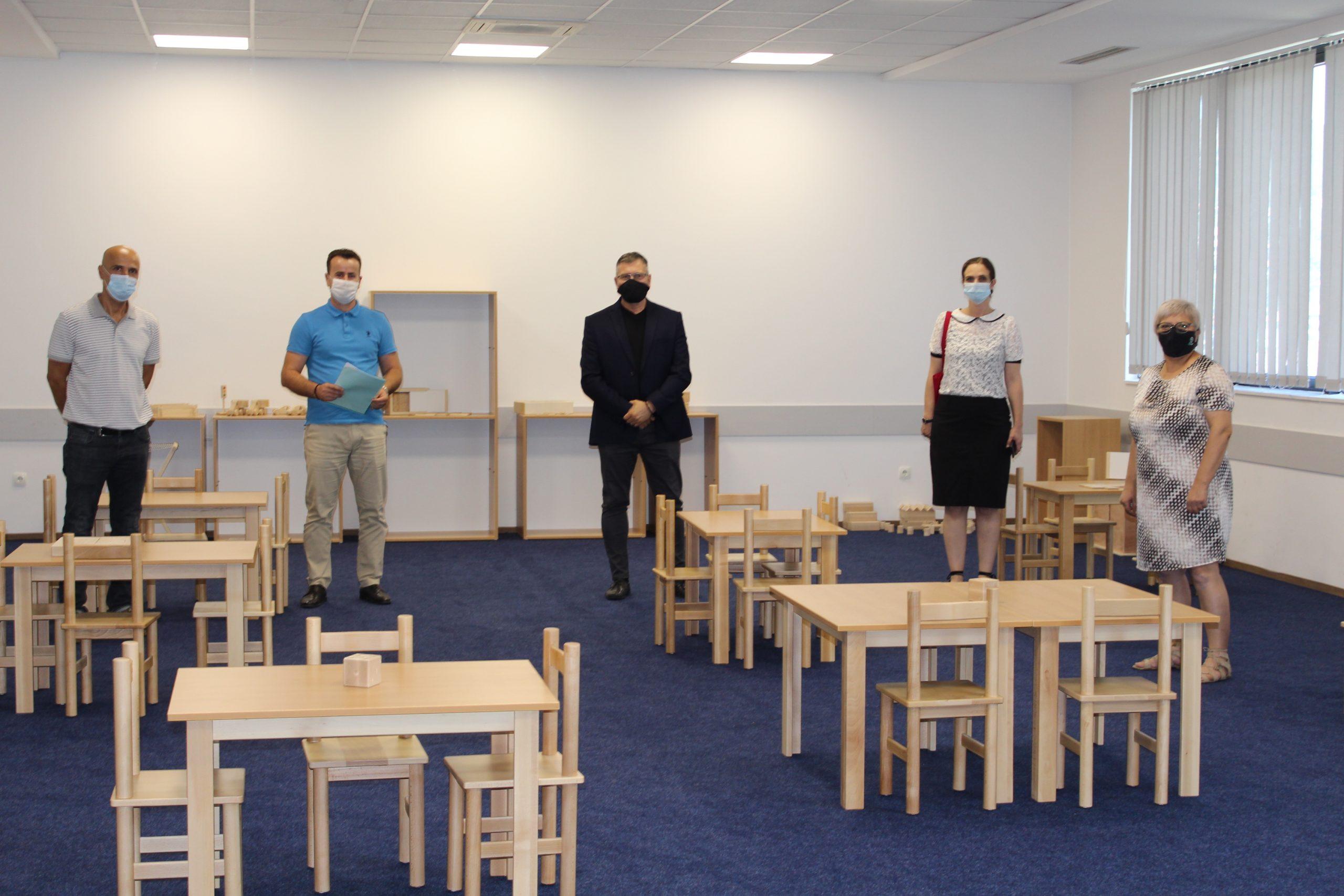 Projekt për realizimin e punës praktike në Fakultetin e Edukimit