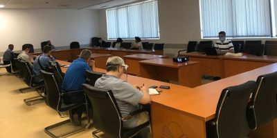 Today Was Held The Meeting Of The Working Group For The Preparation Of The SER In The Faculty Of Geosciences