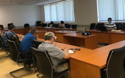 Mbahet Takimi I Grupit Punues Për Pergaditjen E RVV-së Në Fakultetin E Gjeoshkencave