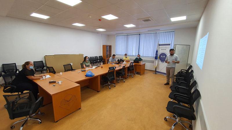 Fakulteti Juridik mbajti mbledhjen e radhës lidhur me procesin e riakreditimit