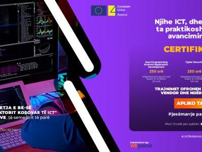 Trajnim Pёr Zhvillimin E Shkathtёsive Tё ICT-së