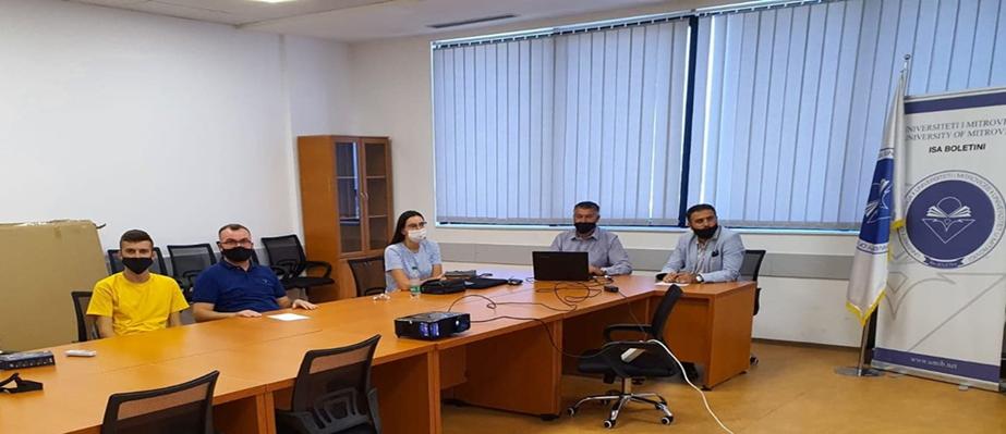 Fakulteti Juridik mbajti takimin e radhës, lidhur me procesin e riakreditimit