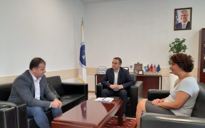 """Rektori Musaj, Ofron Bashkëpunim Për Organizatën """"Drejtësi Për Të Gjithë"""""""