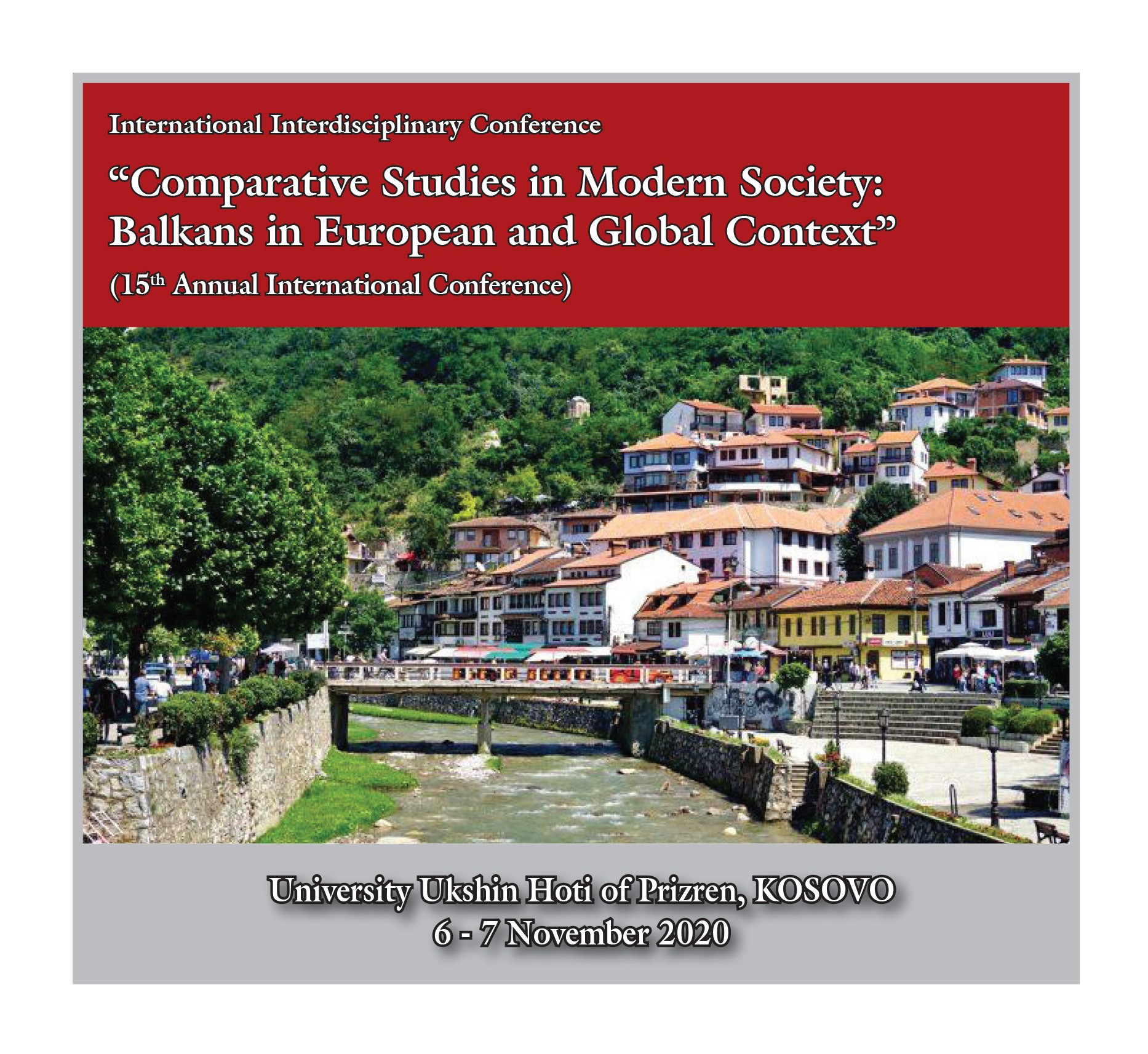 Call for Papers: International Interdisciplinary Conference