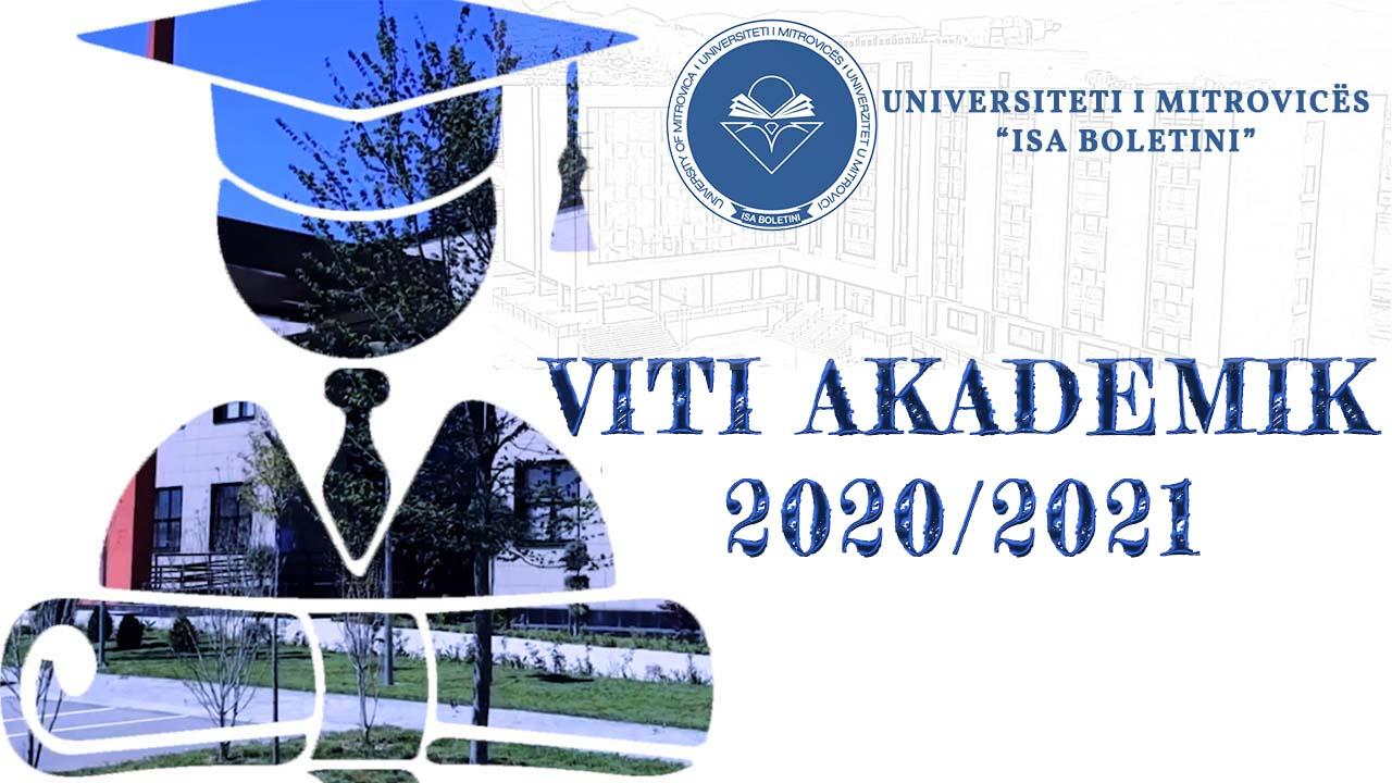 Konkurs për pranimin e studentëve në vitin e parë (niveli bachelor) - viti akademik 2020/21
