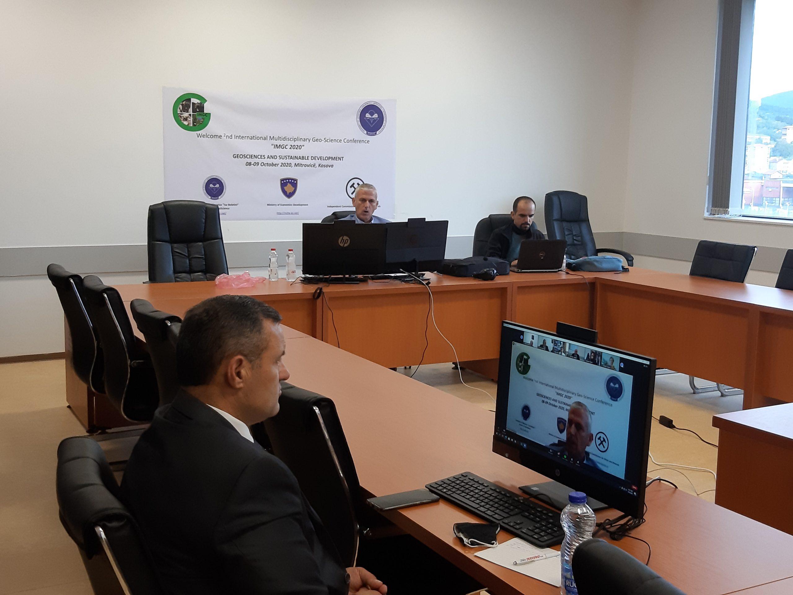 """Ka filluar """"Konferenca e Dytë Ndërkombëtare Multidiciplinare"""""""