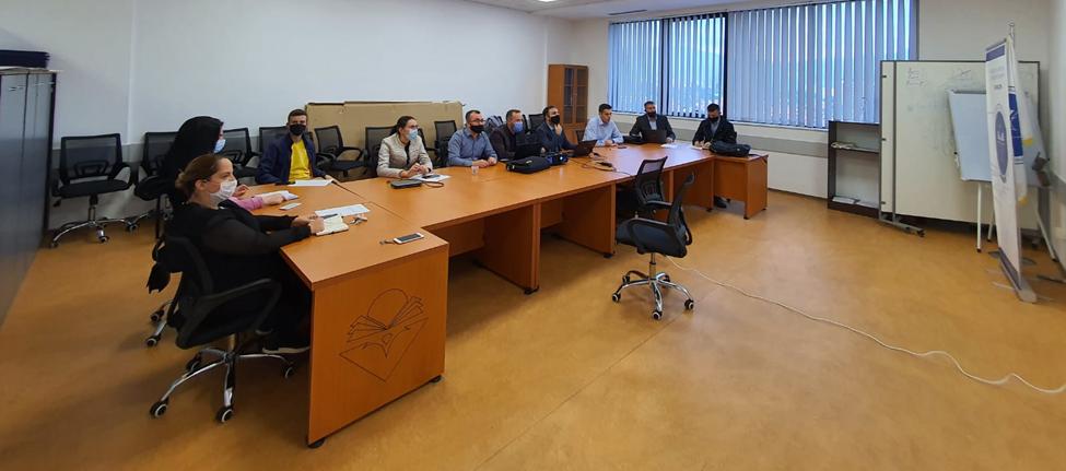 Grupi Punues për përgatitjen e RVV-së i Fakultetit Juridik mbajti takimin e radhës, lidhur me procesin e riakreditimit