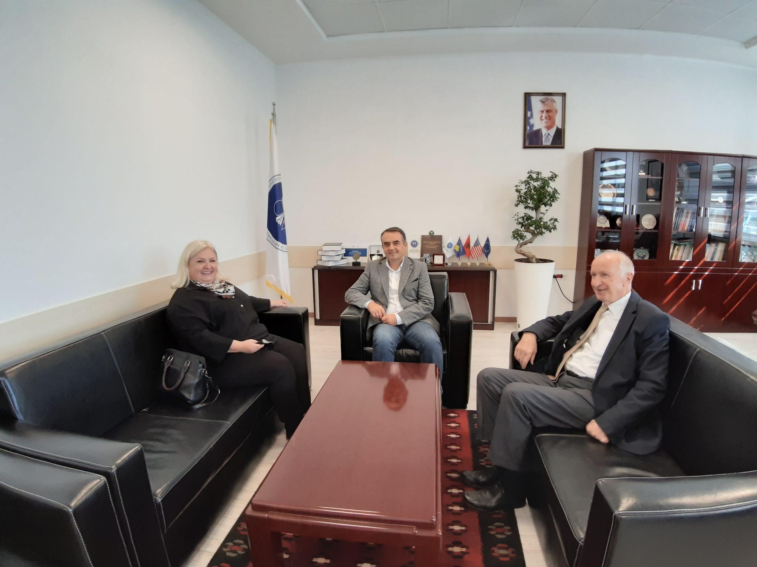 Deputetja, Valdete Idrizi, vizitoi UMIB-in