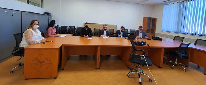 Grupi Punues për përgatitjen e RVV-së i Fakultetit Juridik arriti kompletimin e kapitujve të RVV-së, dhe ka percjellur draftin e dytë tek dekani i Fakultetit