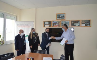 Faculty Of Food Technology Cooperates With The Kosovo Agriculture Development Initiative