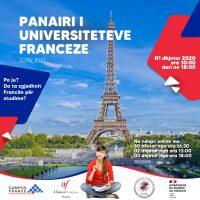 Panairi I 3-të I Universiteteve Franceze Në Kosovë, 1 Dhjetor 2020