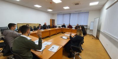 The Self-Evaluation Report For The Bachelor Program In The Faculty Of Law Was Approved