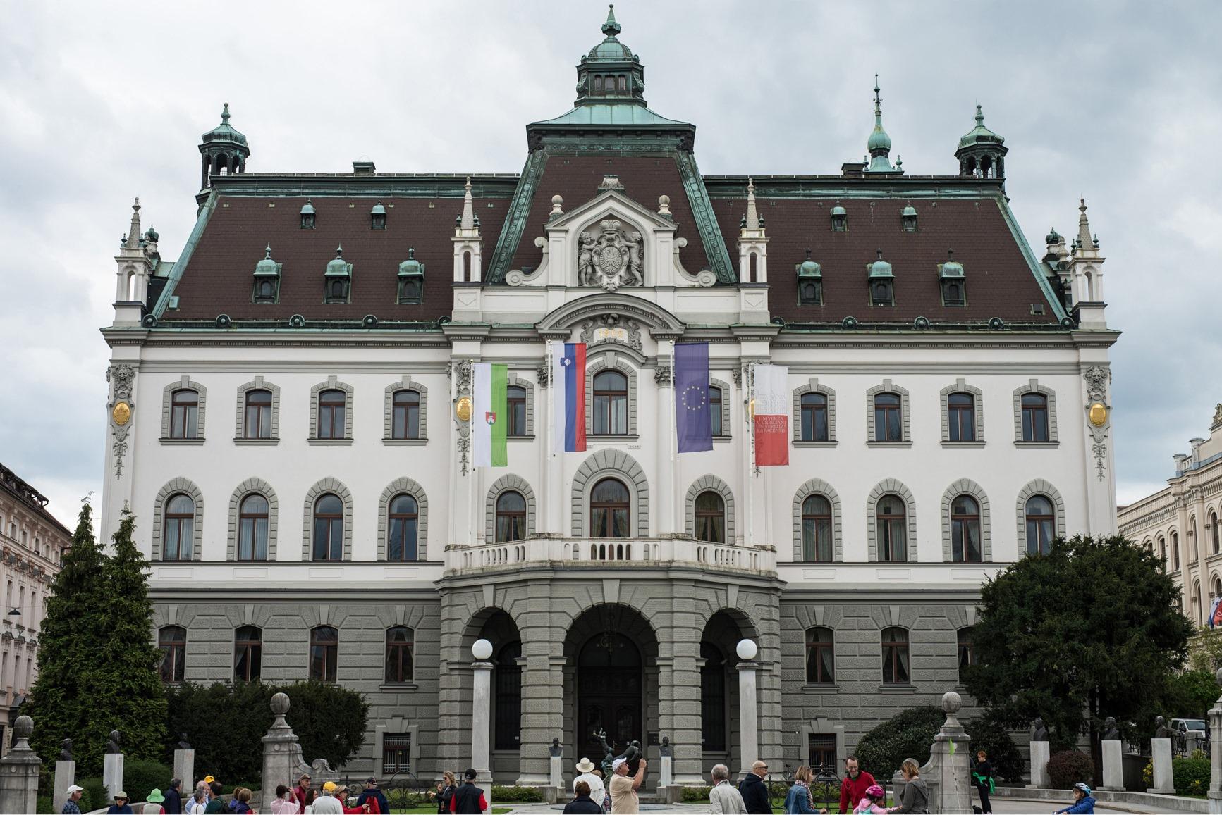 Marrëveshje me Universitetin e Lubjanës për shkëmbime të stafit akademik