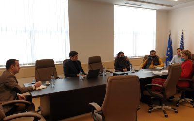 Takim Konsultues Për Projektin E Përgatitjes Së Mësimdhënësve Të Rinj…