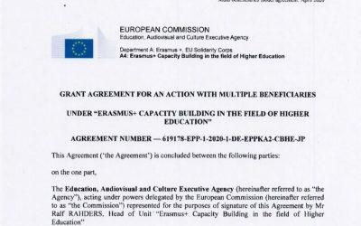 UIBM Pjesë E Një Projekti Të ERASMUS+ Për Sigurinë E Ushqimit