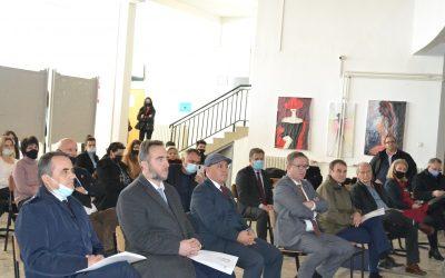 Rektori Musaj, Mori Pjesë Në Shënimin E Ditës Ndërkombëtare Të Përkujtimit Të Holokaustit