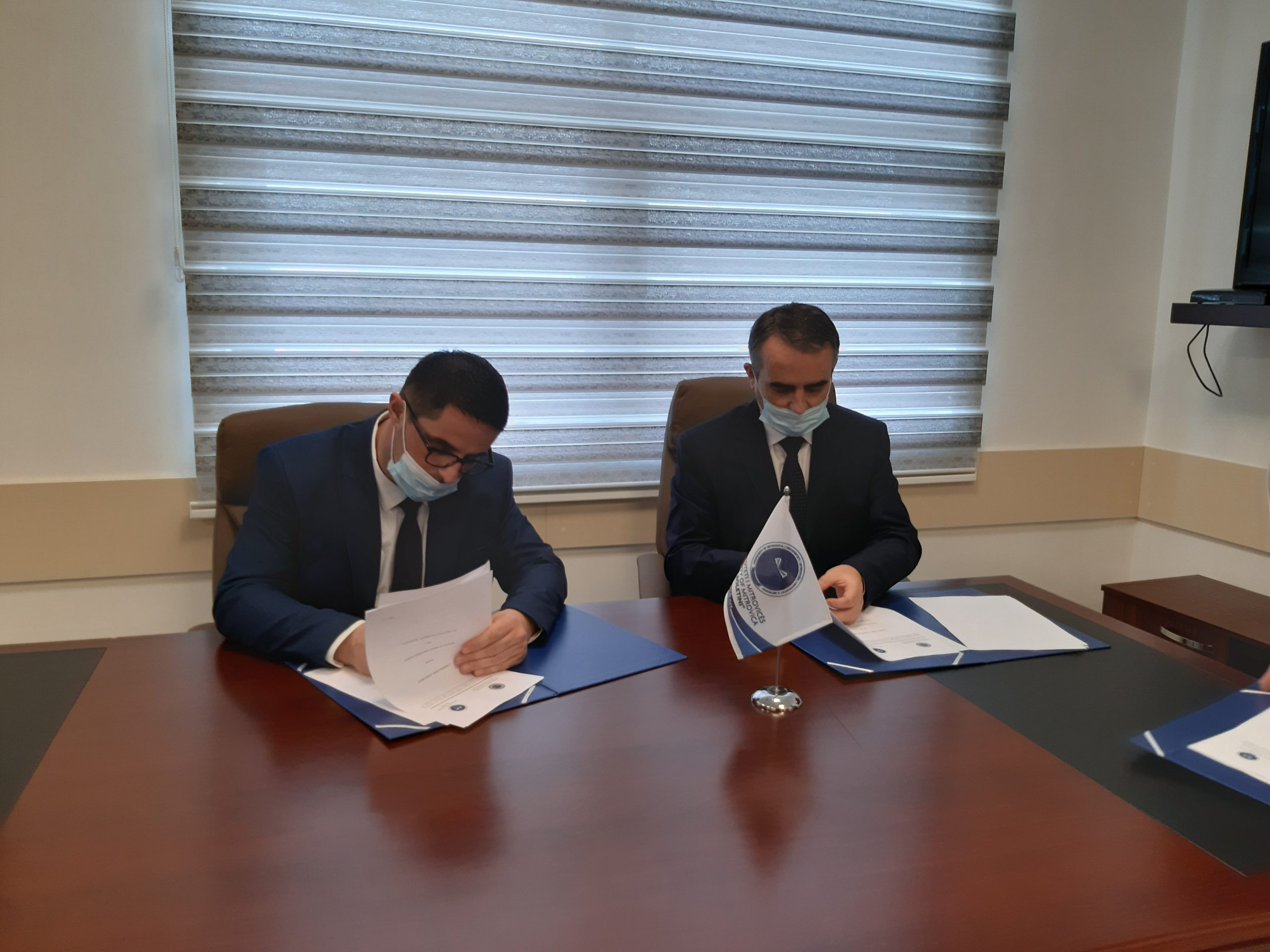Cooperation agreement with the Kosovo Academy for Public Safety