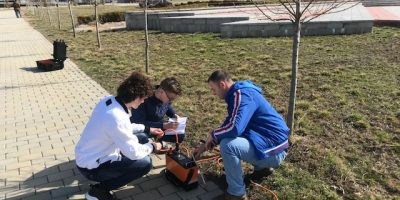 The Faculty Of Geosciences Held A Training On The Application Of Geophysical Equipment