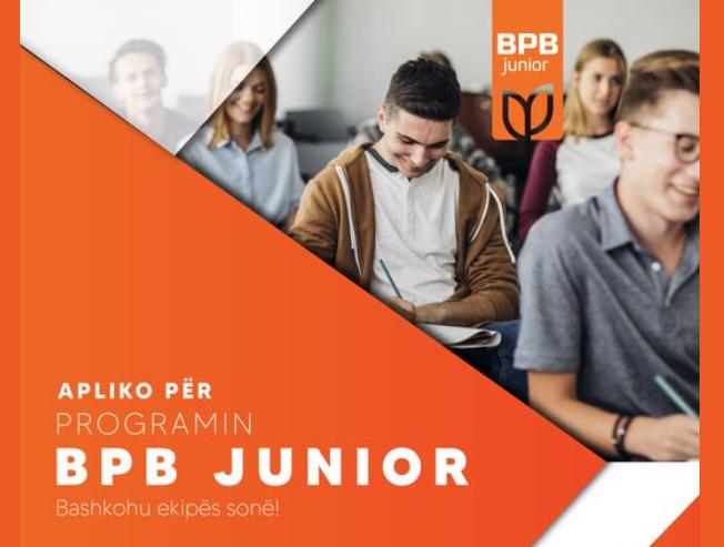 """Prezantimi i programit BPB Junior për studentët e Universitetit """"Isa Boletini""""- Mitrovicë"""