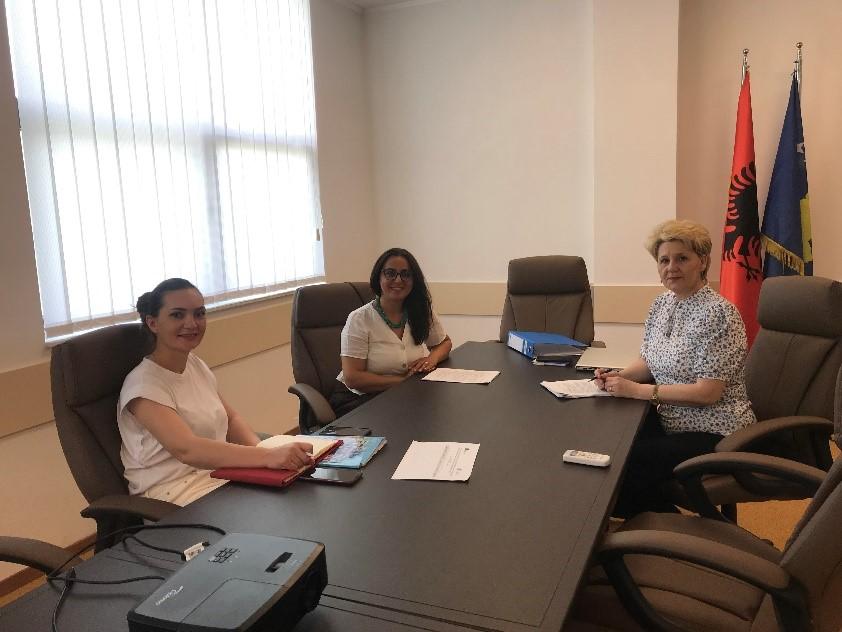 """Takim Monitorues Për Projektin """"Drejt Një Sistemi Të Orientuar Për Cilësi Të Arsimit Fillestar Për Të Rritur Profesionalizmin E Mësuesve Në Kosovë-QATEK"""""""