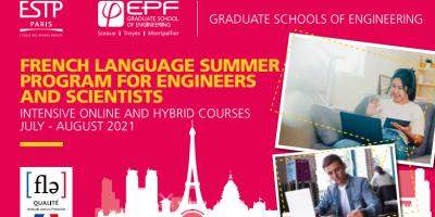 Programi Veror I Gjuhës Frënge Për Inxhinierë Dhe Shkencëtarë