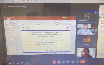 Profesorë Dhe Studentë Të Fakultetit Të Edukimit Marrin Pjesë Në Konferencën Ndërkombëtare: Kosovo International Conference On Educational Research – KICER