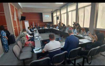 UIBM Merr Pjesë Në Trajnimin Për Zhvillimin E Projekt Propozimeve Dhe Zhvillimit Cilësor Në Kuadër Të Projektit QUADIC
