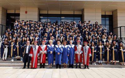 U Mbajt Ceremonia E Diplomimit Të Studentëve Për Vitin Akademik 2020/21