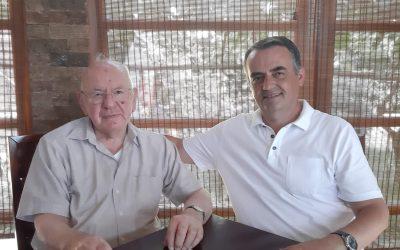 Rektori Musaj Vlerëson Lartë Kontributin E Akademik. Minir Dushit, Për Zhvillimin E Jetës Akademike Në Mitrovicë