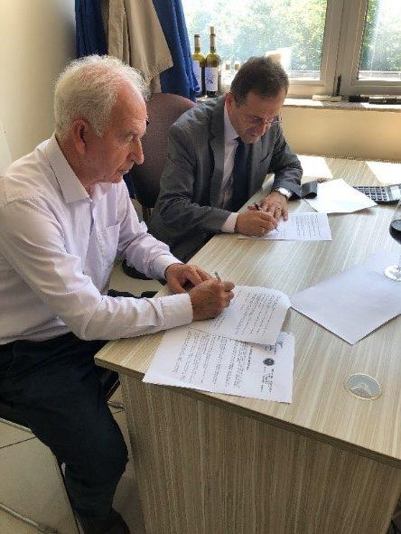 Marrëveshje bashkëpunimi ndërmjet FTU-së dhe Stonecastle Vineyards and Winery L.L.C.