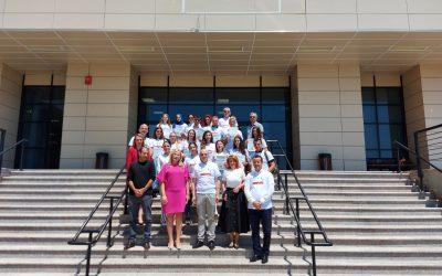 "Students From Tirana, Tetovo And Prishtina Visited UIBM Within The ""Summer School"""