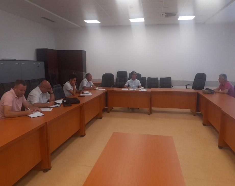 Në Fakultetin e Gjeoshkencave (FGJ) u mbajt mbledhja e Trupit Këshilldhënës të Fakultetit Gjeoshkencave