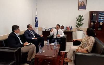 UIBM And TIKA Are Exploring Opportunities For Cooperation