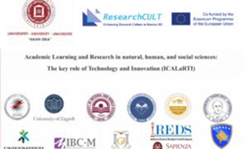 Punëtori Dy Ditore Në Kuadër Të Projektit ResearchCult, ERASMUS+