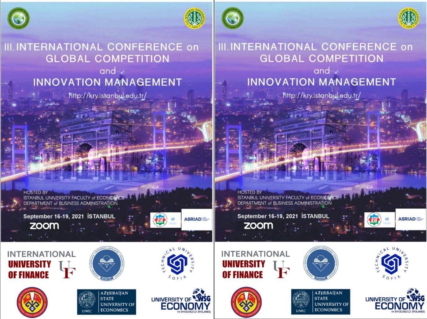 """Dita e dytë e në """"Konferencës së Tretë Ndërkombëtare mbi Menaxhimin e Konkurrencës Globale dhe Inovacionit"""""""
