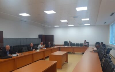 Mbledhja E Trupit Këshilldhënës Të Fakultetit Të Gjeoshkencave