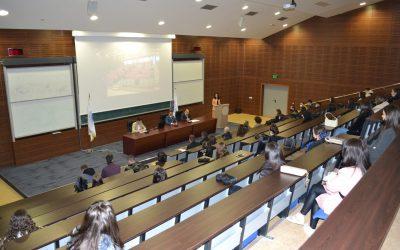 Rektori Musaj Ju Uron Mirëseardhje Studentëve Të Rinj Në UIBM