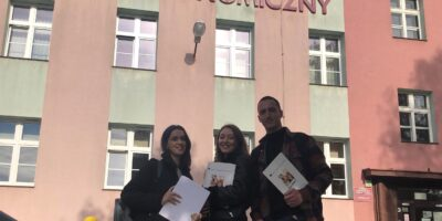 Three UIBM Students Continue Their Studies In Poland