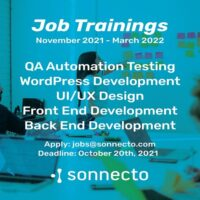 BUILD YOUR CAREER WITH SONNECTO